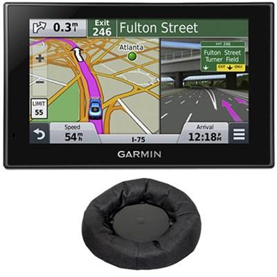 nuvi 2559LMT Advanced Series 5` GPS Navigation System Dash-Mount Bundle
