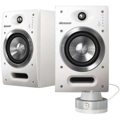 S-DJ05-W 5` Active 2-Way Reference Monitoring Speakers (Pair)