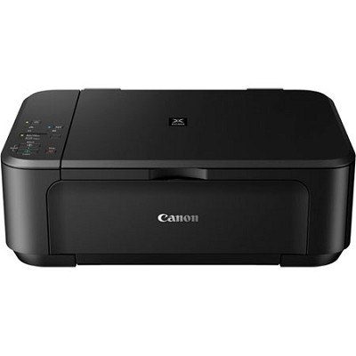 Canon PIXMA MG3520 Wireless Inkjet All-In-One Photo Printer (Black)