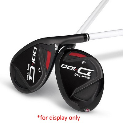 Staff D-100 4 Hybrid 22.0 Loft (Matrix Ozik STIFF) Golf Club