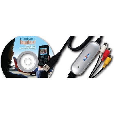 MobiCam Audio Video Wireless Internet kit