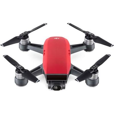 CP.PT.000735 SPARK Intelligent Portable Mini Quadcopter Drone - Lava Red