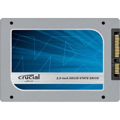 256GB Crucial MX100 SATA 6Gbps 2.5` 7mm (with 9.5mm adapter) SSD