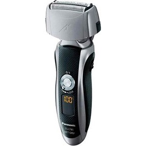 Men's 3-Blade (Arc 3) Wet/Dry Rechargeable Electric Shaver w/Nanotech (ESLT41K)