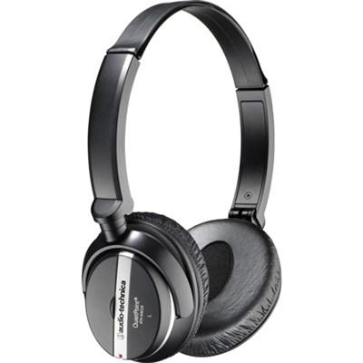 Quiet Point ATH-ANC25 Active Noise-Canceling Headphones - OPEN BOX