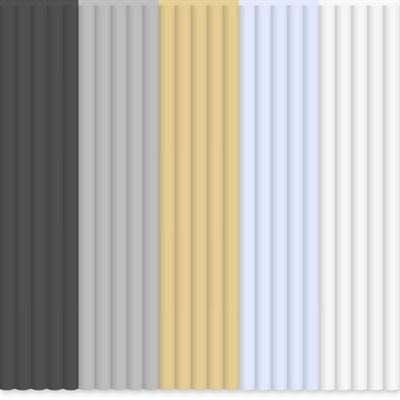 Mix color PLA pack - Khakis & Cream