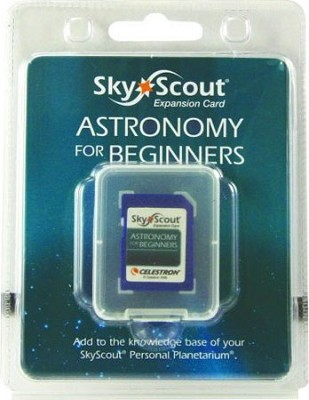 Astronomy for Beginners Expansion Card