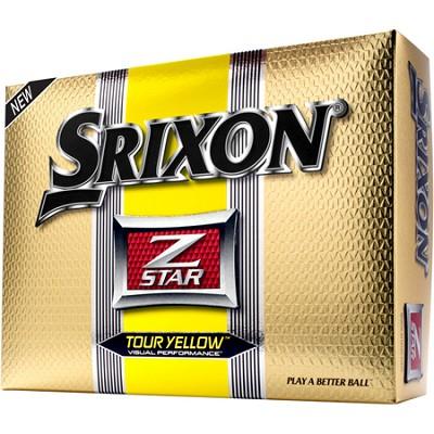 Z-Star 2 Tour Yellow Golf Balls - 12 Pack