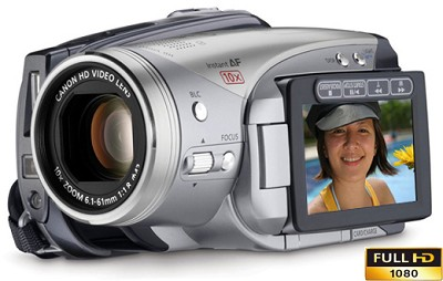 HV20 High Definition Camcorder