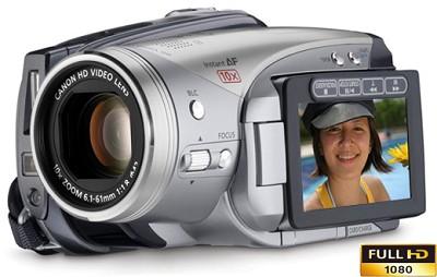 HV20 High Definition Camcorder