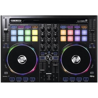 Beatpad-2 Cross Platform DJ Controller for iPad, Android and Mac