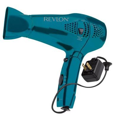 1875 Watt Style and Go Compact Dryer in Blue - RVDR5175N2
