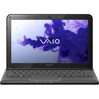 VAIO 11.6` SVE11113FXB Notebook PC - AMD Dual Core E2-1800 Processor