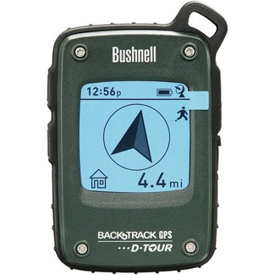 360310 - BackTrack D-Tour Personal GPS Tracking Device - Green