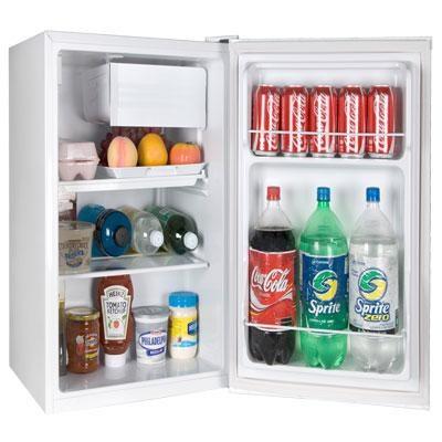 2.7 CF Wht Compact Refrigeratr