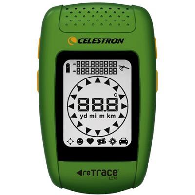 reTrace Lite Handheld GPS Locator - Green
