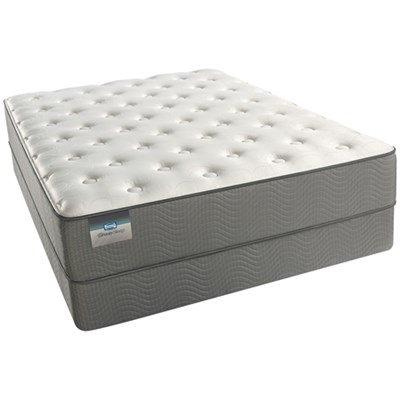 BeautySleep Arctic White Plus Mattress TT PS - Queen - 700753436-1050