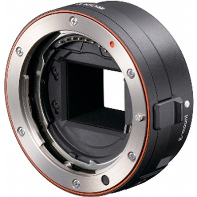 Alpha LA-EA1 A-Mount to E-Mount Camera Mount Adapter