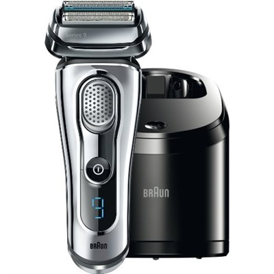 Series 9 9090cc Electric Shaver with Cleaning Center