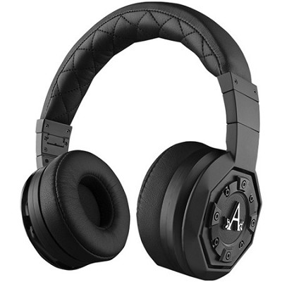 A12 Lyric On-Ear Headphones - Matte Phantom Black