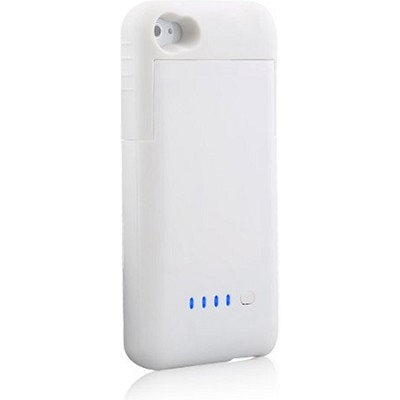 ECO 1900m Powercase iPhone 4S White RTL