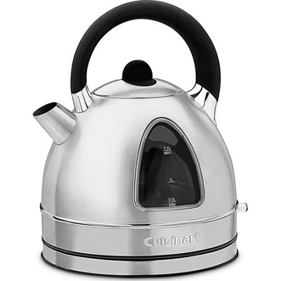 DK-17 Cordless Stainless Steel Electric Kettle