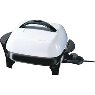 11` Electric Skillet with Domed Lid - 06620