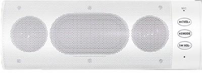 Wireless Bluetooth Stereo Speaker (White)