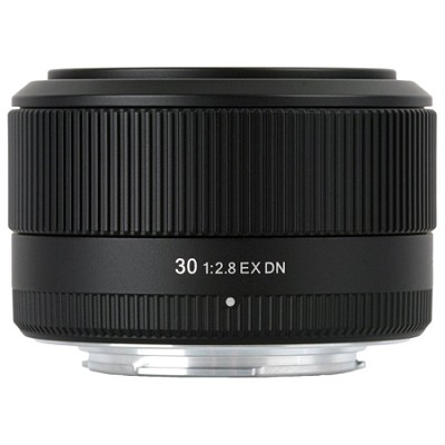 30mm F2.8 EX DN SONY E Mount
