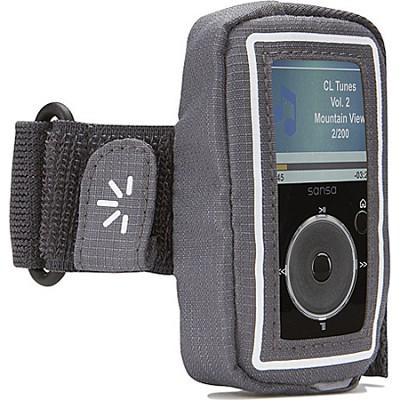 UMA-102 Gray Medium Universal MP3 Sport Case (Gray)