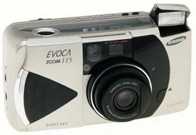 Maxima Zoom Quartz Date EVOCA AF 38-115mm Camera OPEN BOX