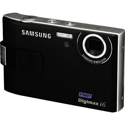 Digimax i6 Digital Camera, PMP and MP3 (Black)
