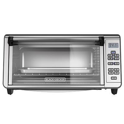 BD Cabinet 8Slice Toaster Oven