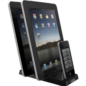 InCharge X3 Docking Station for iPod/iPhone/iPad - Black