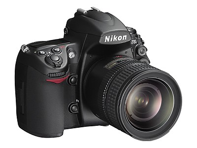 D700 12MP FX Pro DSLR, 24-120mm Lens, Nikon USA Warranty
