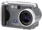 DSC-S30 Cyber-shot 1.2MP Digital Camera with 3x Optical Zoom