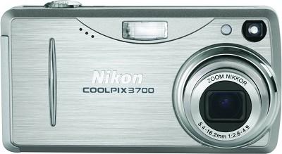 Coolpix 3700 Digital Camera