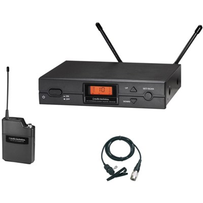 2000 Series Wireless Lavalier Microphone System (ATW-2129AD)