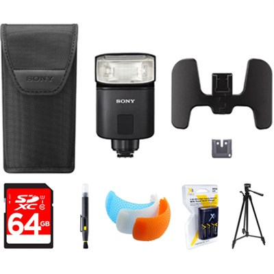 Premium Compact Flash Open Box with 64GB Memory Card Bundle