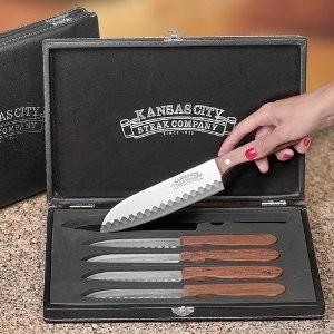 5 Piece Steak Knife Set