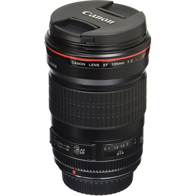 135mm f/2.0L USM Telephoto Lens for Canon SLR Cameras 2520A004