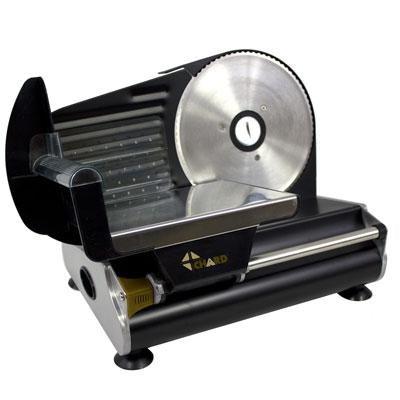 7.5` Electric Slicer in Black - FS-750B