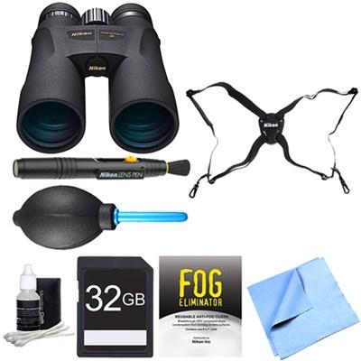 7572 PROSTAFF 5 Binoculars 10x50 Adventure Bundle