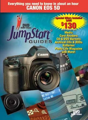 DVD JumpStart Guide for Canon EOS5D