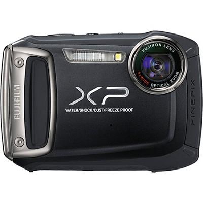 Finepix XP100 14MP Water/Shock/Freeze/Dust-Proof Digital Camera (Black)