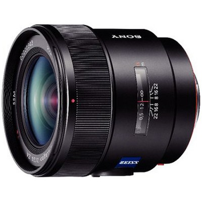 SAL24F20Z - 24mm f/2.0 Wide Angle Lens for Sony Alpha DSLR's - OPEN BOX