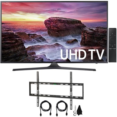 Wall Mount For Samsung Mu6290 Fleximounts T012 Tilt Tv