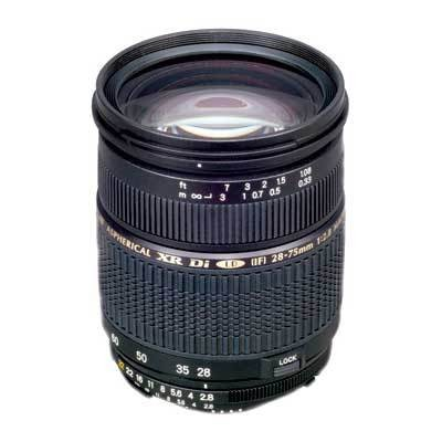 SP AF 28-75mm f/2.8 XR Di with Built-in Motor for Nikon, With USA Warranty