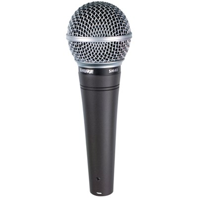 Cardioid Vocal Dynamic Microphone (SM48-LC)