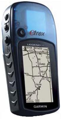eTrex Legend H GPS Receiver